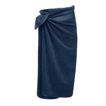 Полотенце The Organic Company  Everyday Bath Towel to wrap dark blue