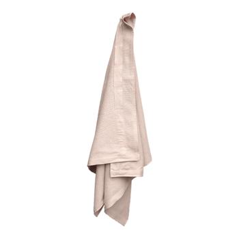 Полотенце The Organic Company  Everyday Bath Towel to wrap pale rose