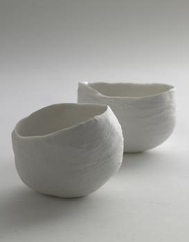 Чаша Serax Bowl Plaster Large
