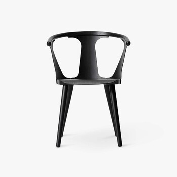 Стул &Tradition In between chair SK1 black