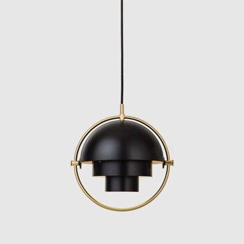 Подвесной светильник MULTI-LITE PENDANT small , BRASS BASE | Back Semi Matt