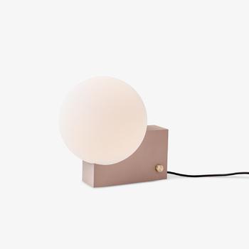Настольная лампа Journey table wall lamp SHY1 clay