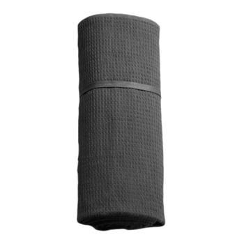 Полотенце The Organic Company Towel to go Dark Grey