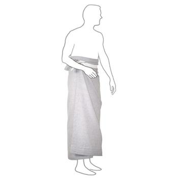 Полотенце The Organic Company Wellness Towel light grey